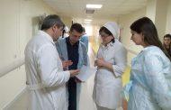 Ведущие врачи Санкт-Петербурга ознакомилась с работой дагестанских больниц