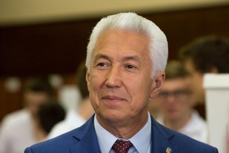 Владимир Васильев поддержит «Межнациональную зарядку 180318»