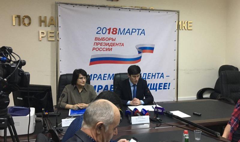 В Дагестане более 90% избирателей поддержали Путина