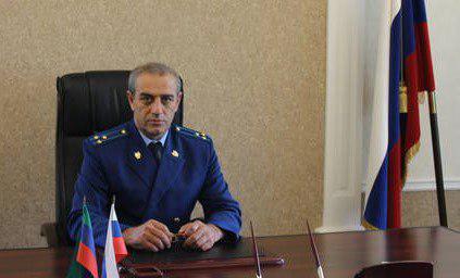 Первым заместителем обвинителя РДназначен Изет Гаджиев