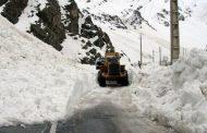 Автодорога Бежта – Анцух расчищена от лавины