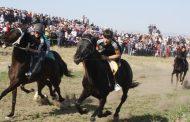 Чемпионат Дагестана по национальным видам спорта прошел в Леваши