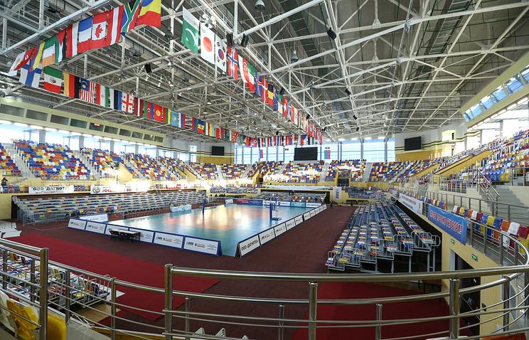 В церемонии открытия чемпионата Европы по борьбе будет участвовать около 300 артистов