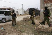 Источник: Семеро боевиков убиты в Дербенте