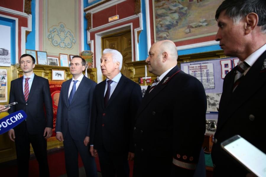 Для гостей и участников ЧЕ-2018 будут организованы поездки в Дербент на поезде