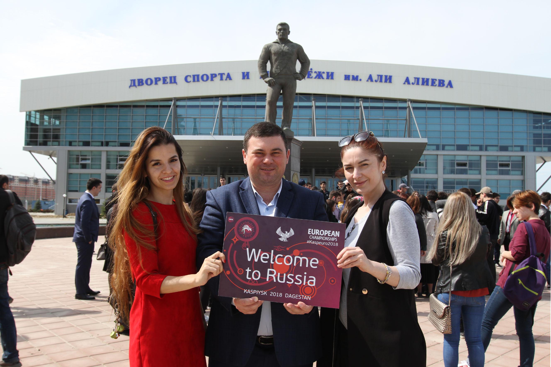 Успеем… В Дагестане идут последние приготовления к ЧЕ по борьбе