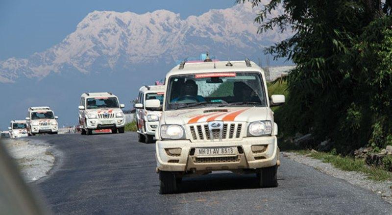 Дагестан примет автопробег India - Russia Friendship Motor Rally