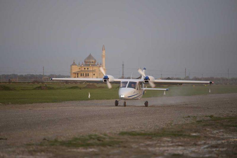 В Кизляре прошли испытания нового дагестанского самолета