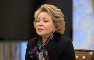 Матвиенко: Керимов не будет лишен статуса сенатора