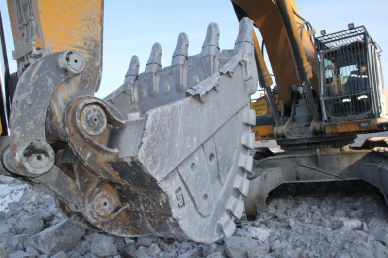 В селении Курах снесен незаконный торговый объект
