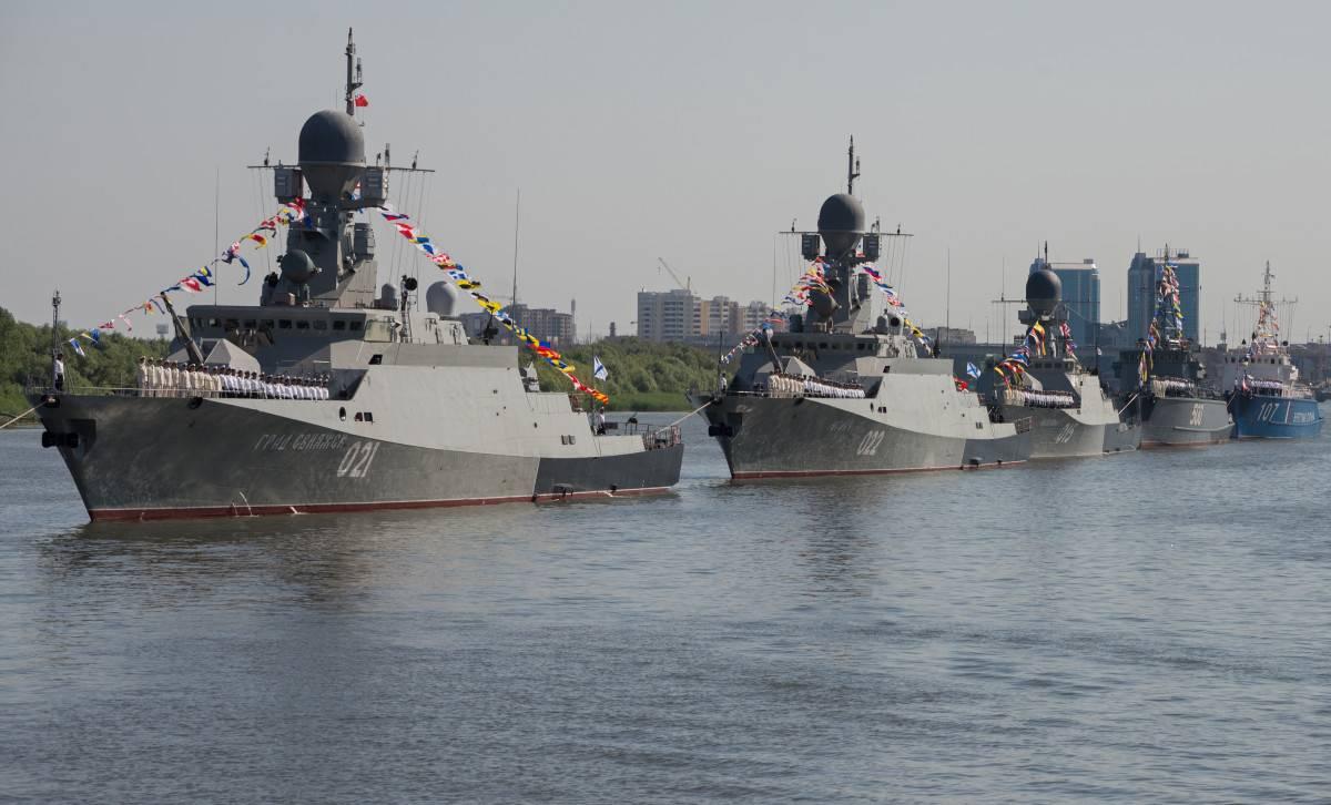 Проект новой базы Каспийской флотилии обойдется в 460 млн рублей