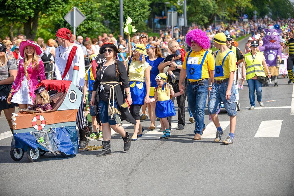 В Махачкале пройдет акция «Парад семьи»