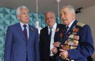 Владимир Васильев встретился с ветеранами Великой Отечественной войны