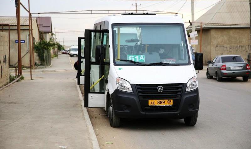 Водители маршруток отказались принять условия, предложенные компанией