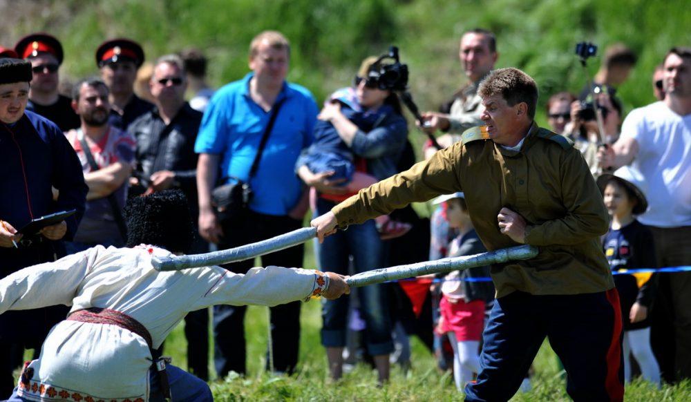 После трагедии в Грозном перенесены казачьи шермиции в Кизляре