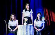 Спектакль «Простить себя» по произведениям Анны Ахматовой в Театре поэзии (фотогалерея)