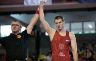 Гаджи Гамзатов - чемпион Европы среди юношей