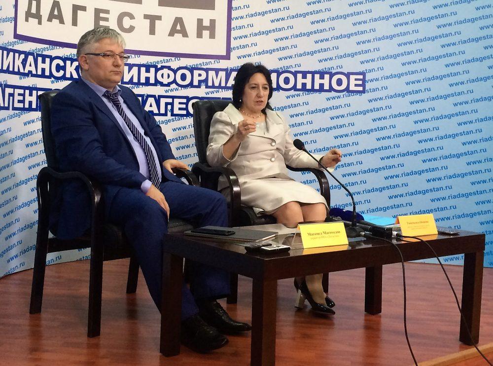 Уммупазиль Омарова рассказала о проблемах образования и путях их решения
