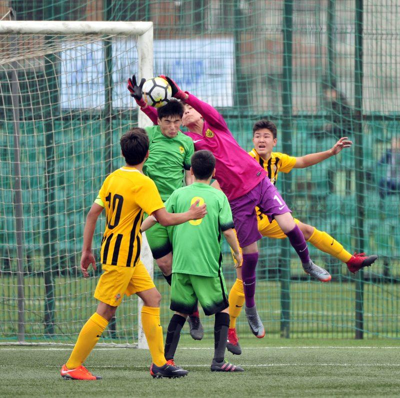 «Анжи» и еще семь команд начали борьбу за Кубок Каспия (фото)