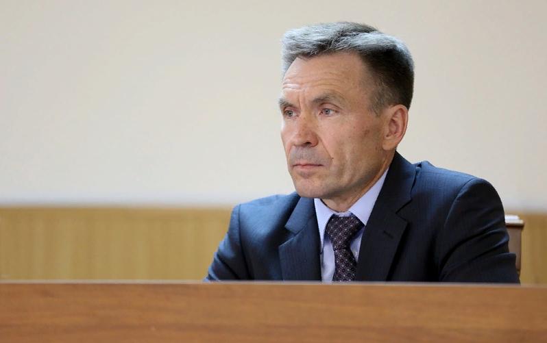 Коллективу Верховного суда Дагестана представлен новый руководитель