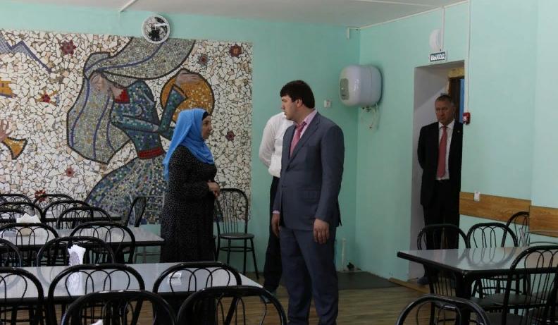 В Дагестане планируется открыть социальное кафе