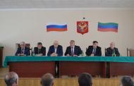 В Кочубее прошло совещание по вопросам борьбы с саранчой