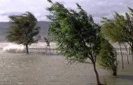 В Махачкале и районах Дагестана объявлено штормовое предупреждение