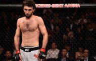 UFC уволила Яира Родригеса за отказ от боя с Забитом Магомедшариповым