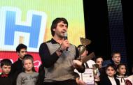 В Махачкале прошел фестиваль детских команд КВН