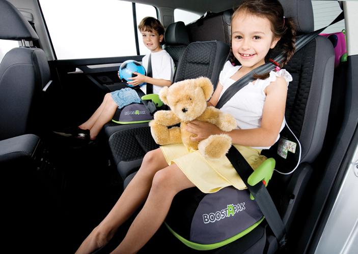 Пристегните детей. ГИБДД проверяет перевозку детей