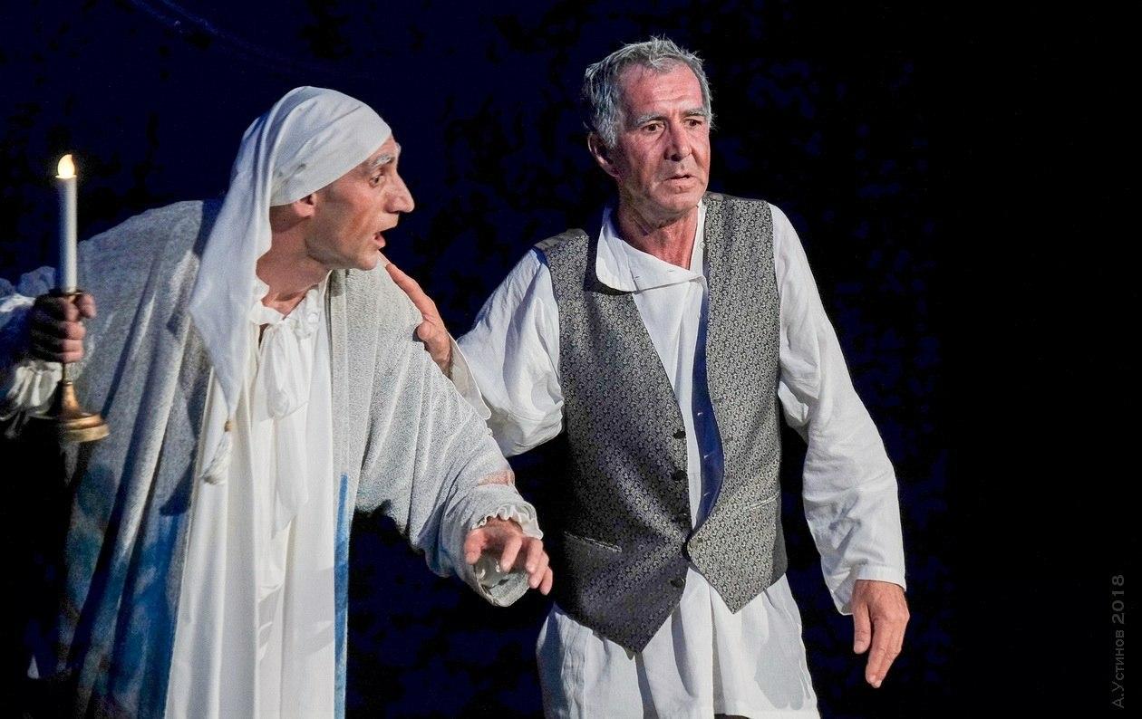 Спектакль Русского театра стал лауреатом фестиваля имени Николая Рыбакова