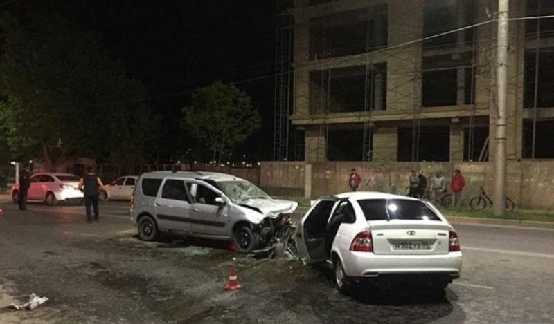 Два человека погибли в ДТП в Махачкале