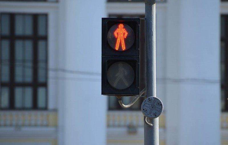 У светофоров Махачкалы появятся звуковые сигналы, дублирующие световые