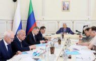 Владимир Васильев провел заседание Совета безопасности Дагестана