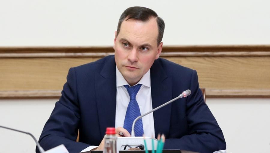 Артем Здунов: В Дагестане необходимо наладить переработку сельхозпродукции