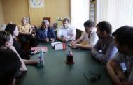 В мэрии Махачкалы прошла встреча с группой горожан, выступающих против сноса незаконных домов