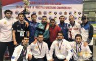 Чемпион ACB взял бронзу на ЧМ по вольной борьбе среди глухих