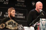 UFC: Бой Хабиба с Макгрегором должен состояться как можно скорее