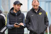 В «Анжи» взяли еще одного тренера из «Легиона-Динамо»
