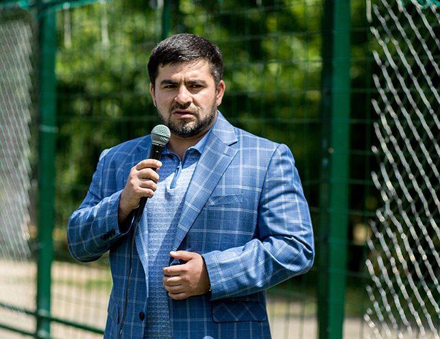 Sport24: Уволен генеральный директор «Анжи» Саид Абдулаев