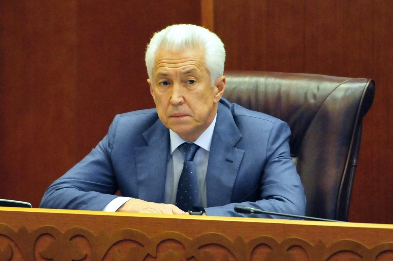 Владимир Васильев будет участвовать в выборах главы Дагестана