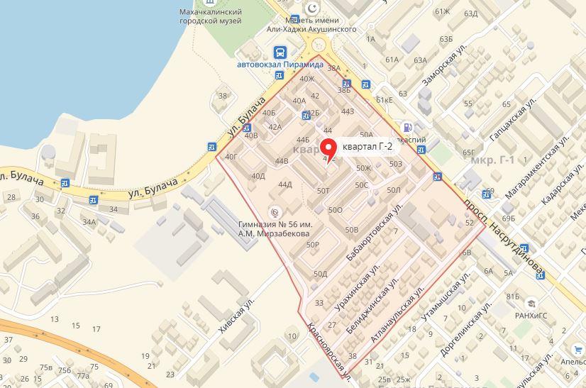 Суд обязал снести в Махачкале два незаконно построенных многоквартирника