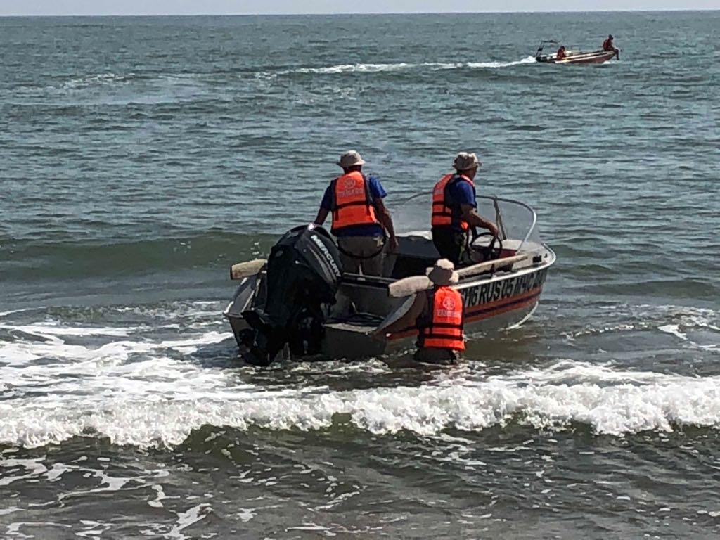 МЧС призывает соблюдать правила безопасности при купании