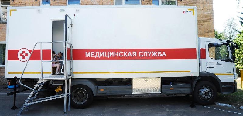В Дагестане закупят три передвижных медкомплекса на 20 млн рублей