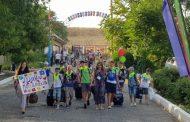 В Дагестан на отдых приехали школьники из ЛНР, ДНР и Санкт-Петербурга