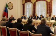 Владимир Васильев в Москве встретился с дагестанскими бизнесменами