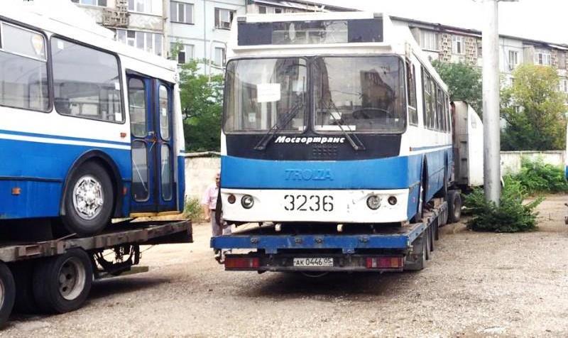 Московские троллейбусы после капремонта выйдут на улицы Махачкалы