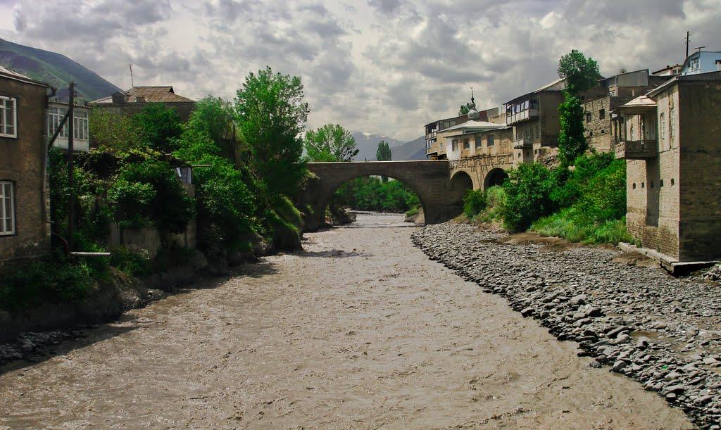 В рамках проекта «Нить времен» проводятся экскурсии по Южному Дагестану