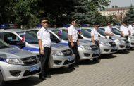 Отличившиеся сотрудники МВД по Дагестану получили ключи от новых служебных машин
