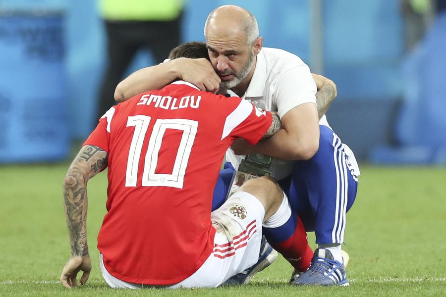 Мурад Латипов рассказал, как сборной России удалось добиться результата, которого от нее не ждали